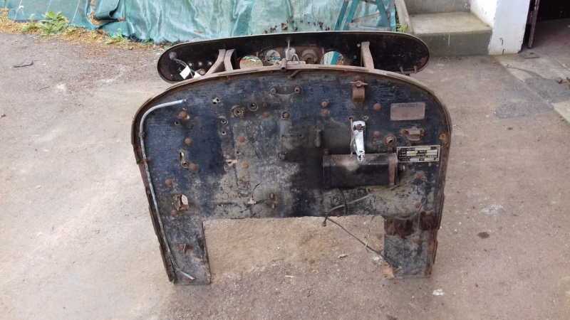 Restauration d'une Talbot M67 20200531