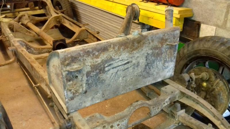 restauration - Restauration d'une Talbot M67 20200533