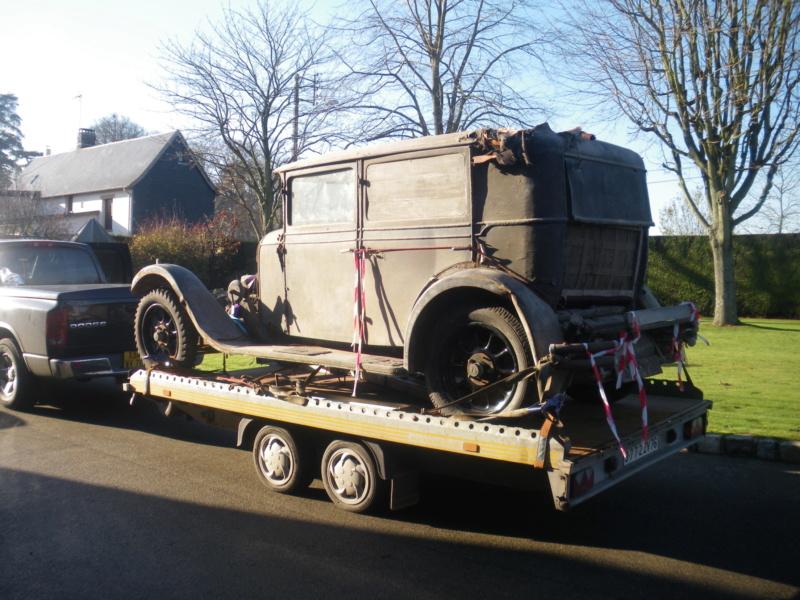 restauration - Restauration d'une Talbot M67 Imgp7015