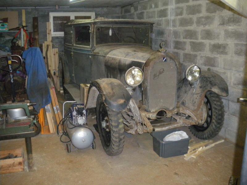 restauration - Restauration d'une Talbot M67 Imgp7310