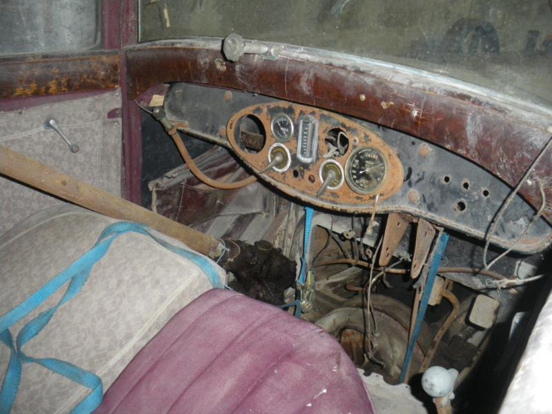 restauration - Restauration d'une Talbot M67 Imgp7312