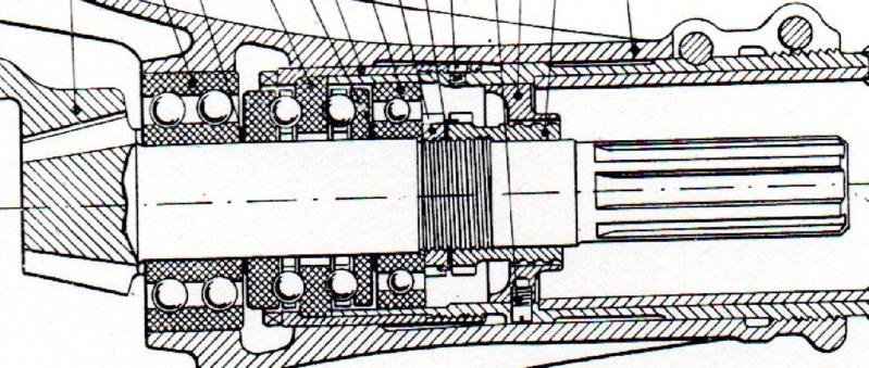 Restauration d'une Talbot M67 - Page 2 Pignon10