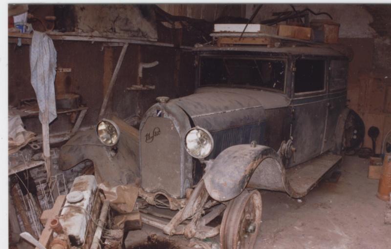 Restauration d'une Talbot M67 Talbot11