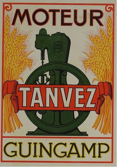 Cartes postales anciennes (partie 2) - Page 8 Tanvez10