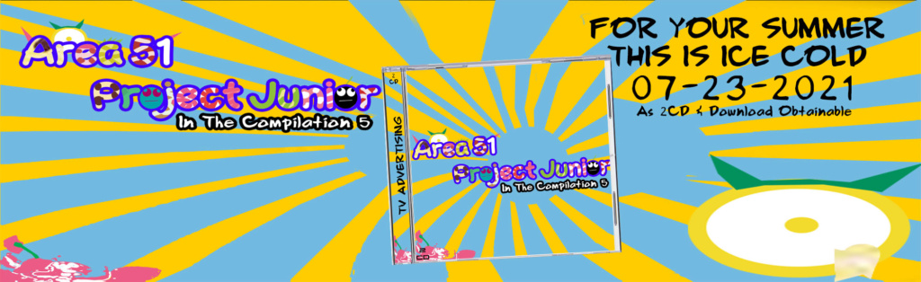 Area 51 Project Junior In The Compilation 5 (2021) B110