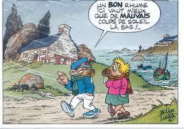 Demat d'un petit port breton! Bretag10