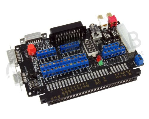 Fabrication SuperGun + slot MVS ( demande avis + conseils ) Superg12