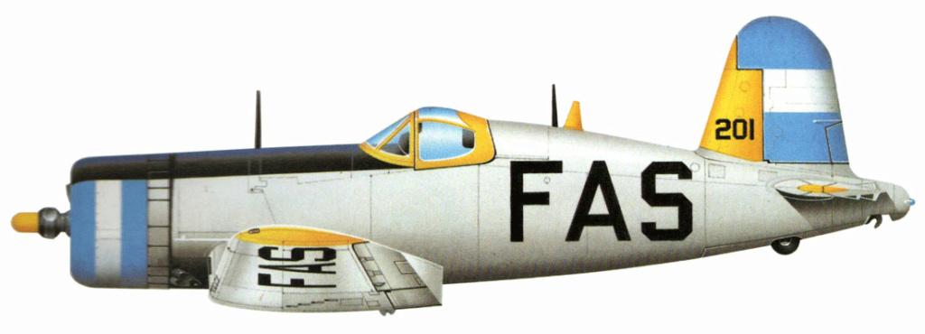 [Hasegawa] F4U-1D Salvadorien (FINI) 169_6_10