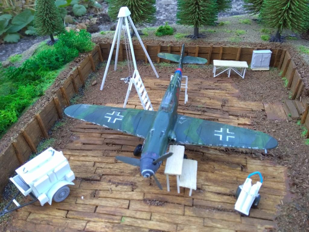 Atelier de campagne Luftwaffe au 1/72 ème Img_1318