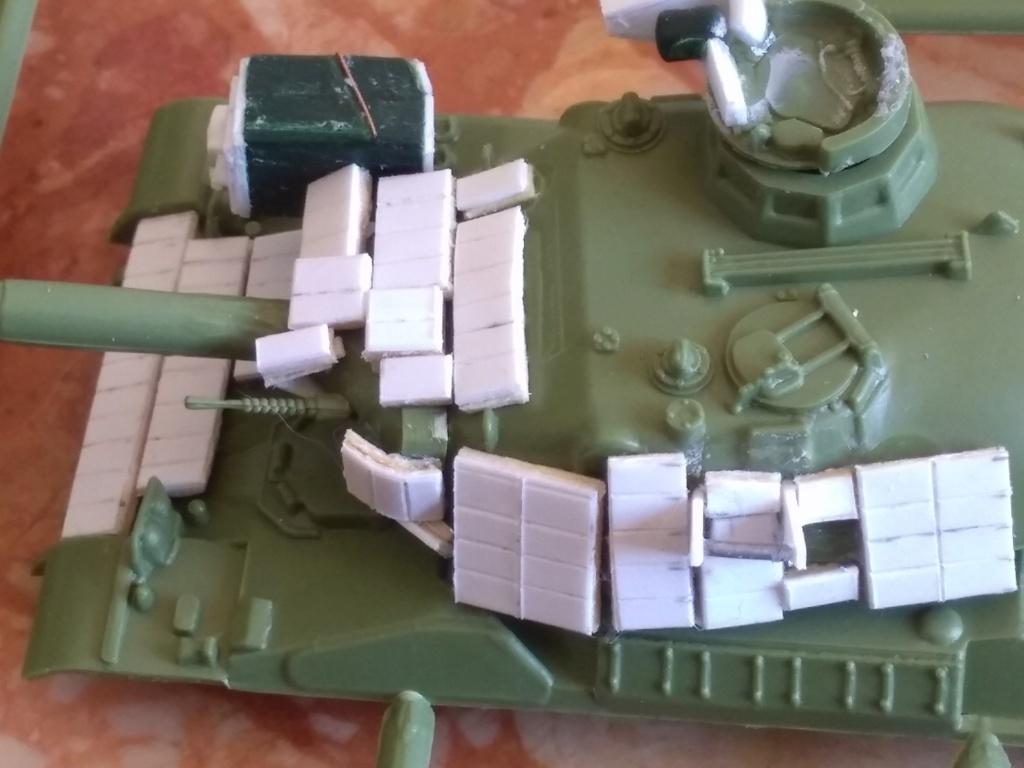 [Heller + scratch] AMX 30 Brennus au 1/72 Img_1534