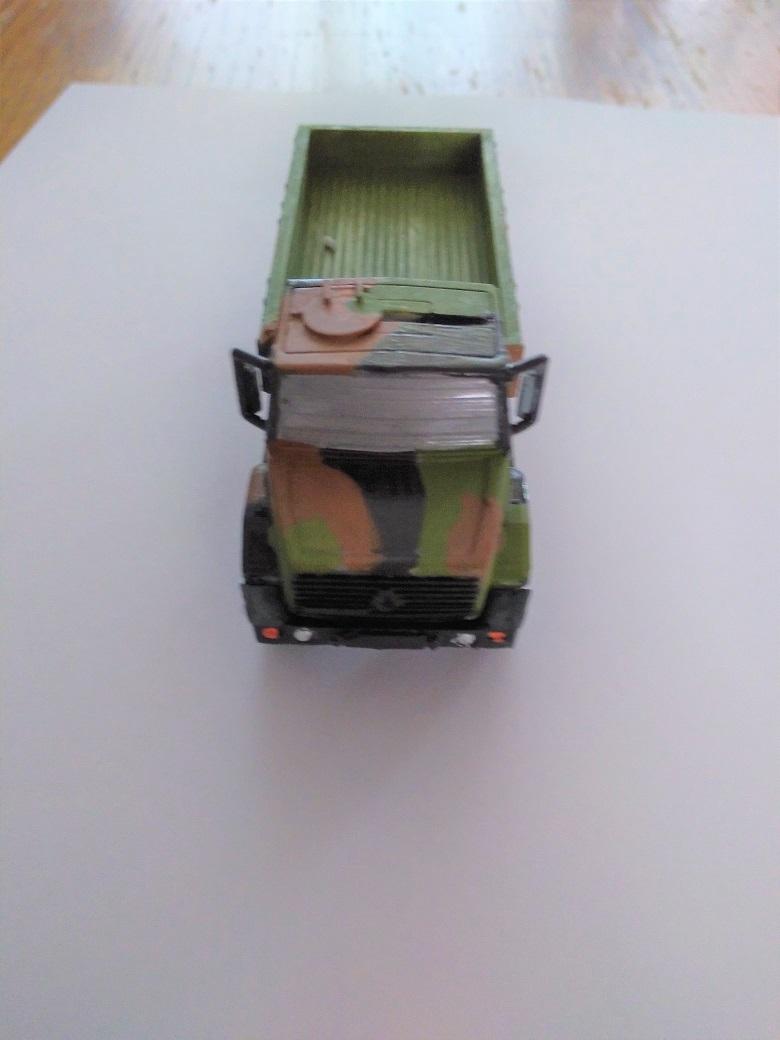 Impression 3D en résine  Peugeot P4 SAS au 1/72ème Img_1706