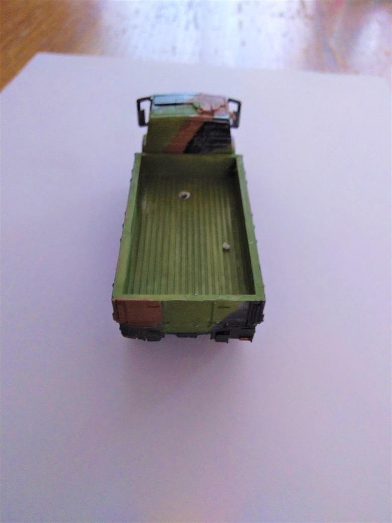 Impression 3D en résine  Peugeot P4 SAS au 1/72ème Img_1709