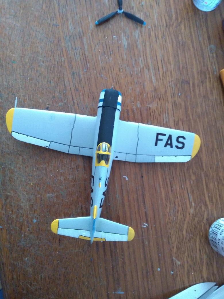 [Hasegawa] F4U-1D Salvadorien (FINI) Img_2596