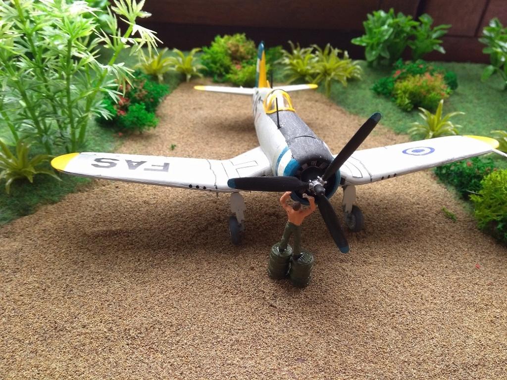[Hasegawa] F4U-1D Salvadorien (FINI) Img_2600