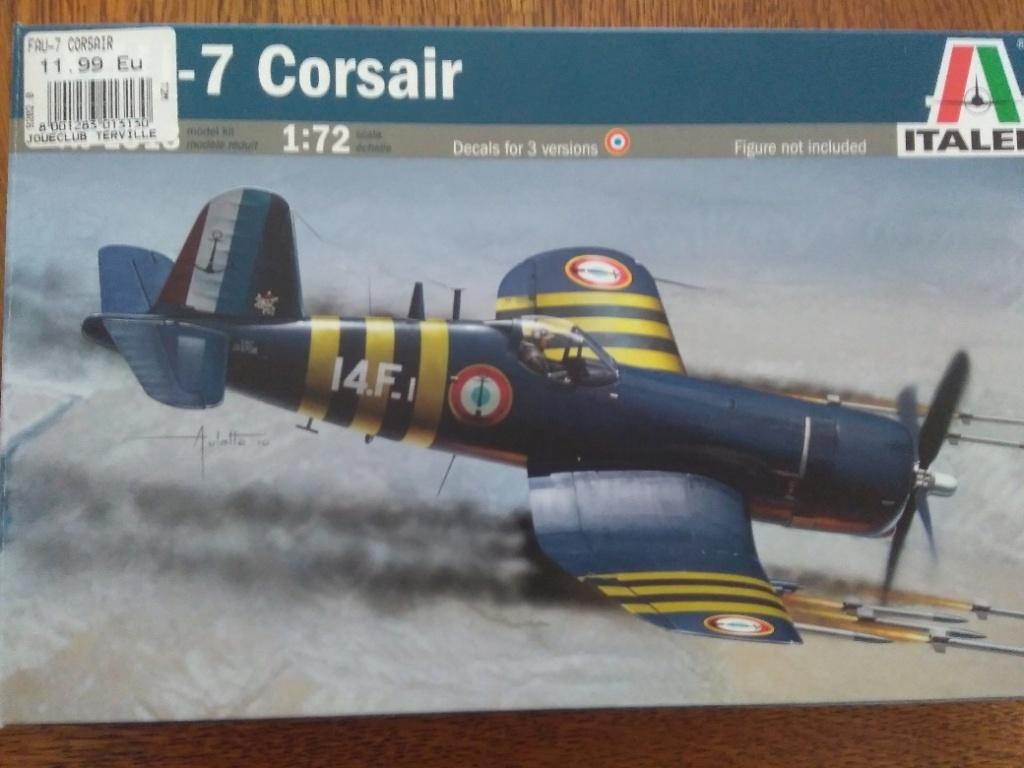 [Italeri] Corsair F4u-7 Aeronavale (FINI) Img_2716