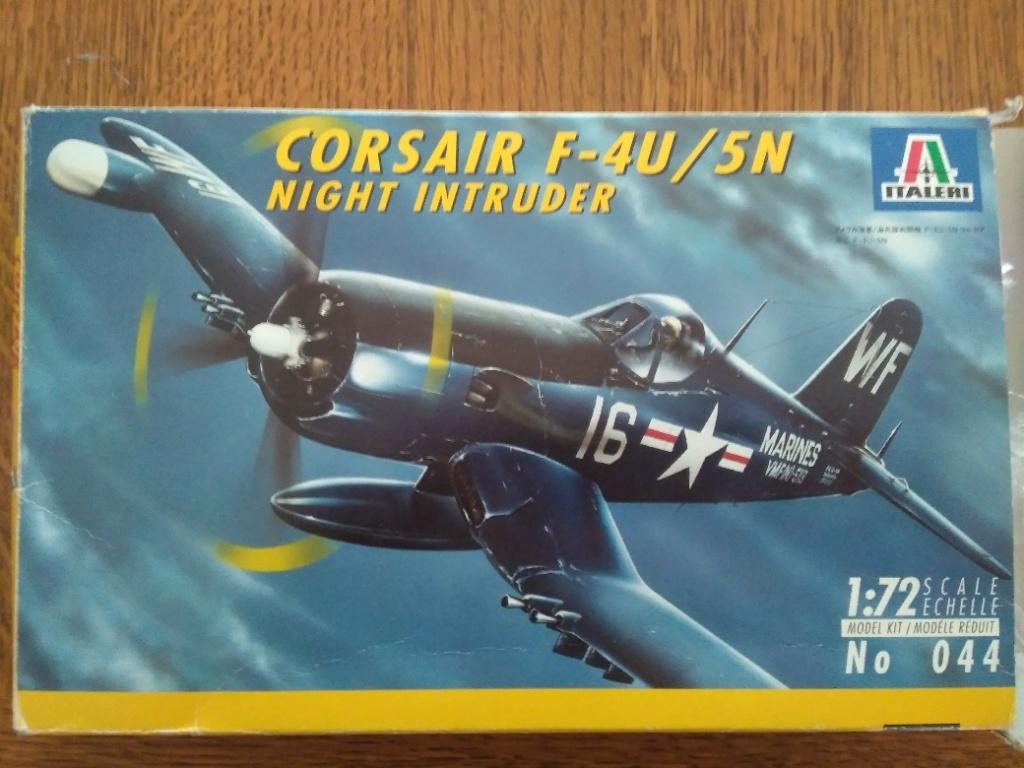 [Italeri] Corsair F4U-5 Argentin (FINI) Img_2717
