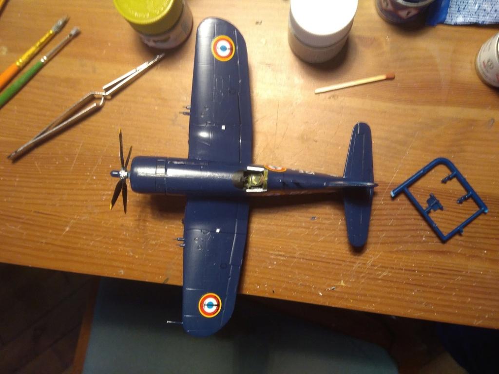 [Italeri] Corsair F4u-7 Aeronavale (FINI) Img_2723