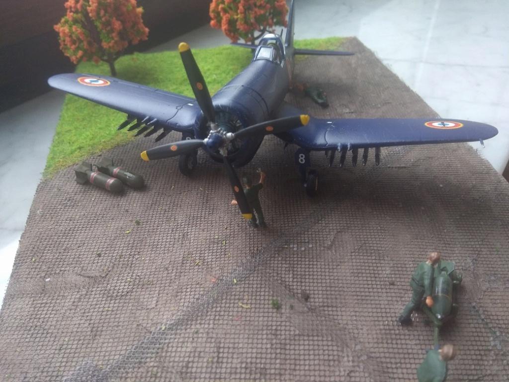 [Italeri] Corsair F4u-7 Aeronavale (FINI) Img_2735