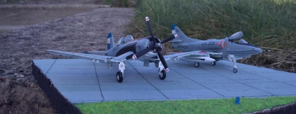 [Italeri] Corsair F4U-5 Argentin (FINI) Img_2774