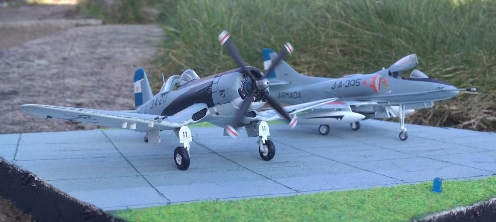 [Italeri] Corsair F4U-5 Argentin (FINI) Img_2776