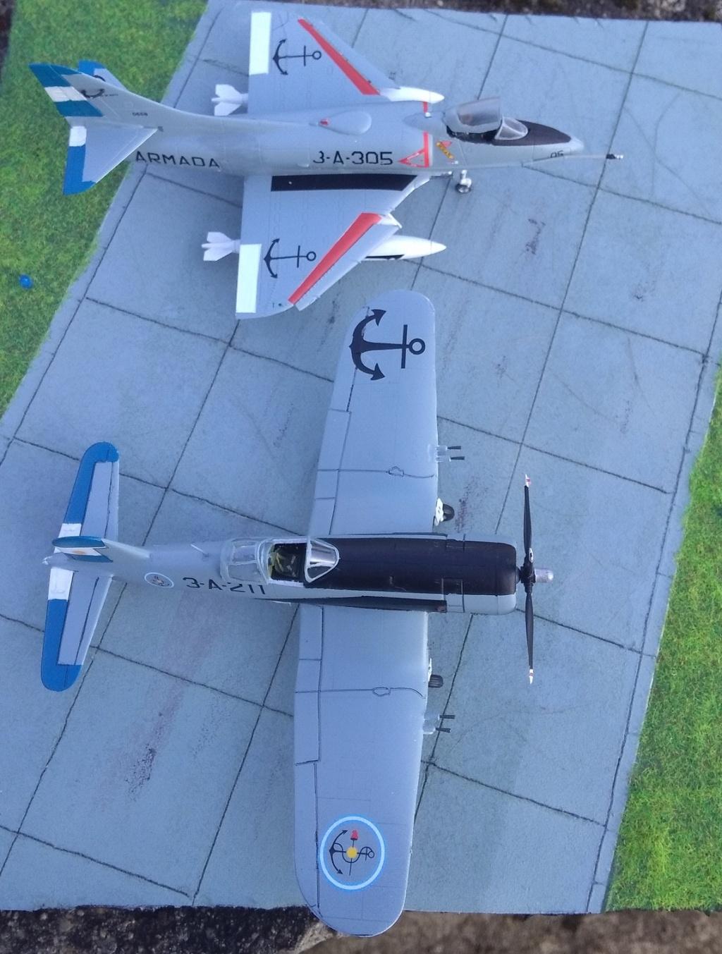 [Italeri] Corsair F4U-5 Argentin (FINI) Img_2777