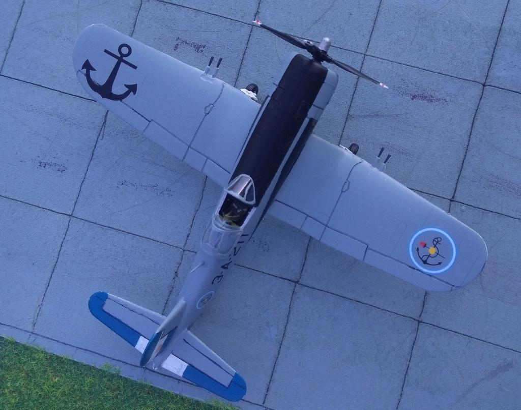 [Italeri] Corsair F4U-5 Argentin (FINI) Img_2778