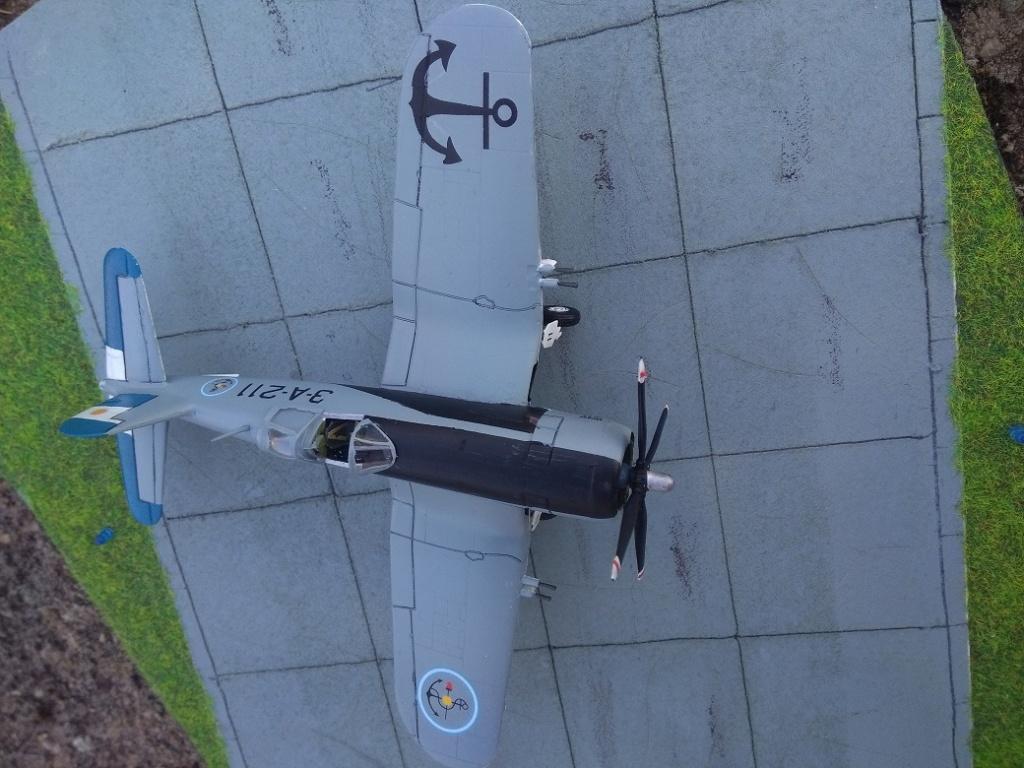 [Italeri] Corsair F4U-5 Argentin (FINI) Img_2780