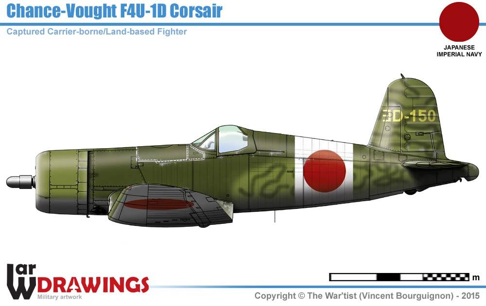 Mes 3 premiers Corsair pour ce montage en commun P110