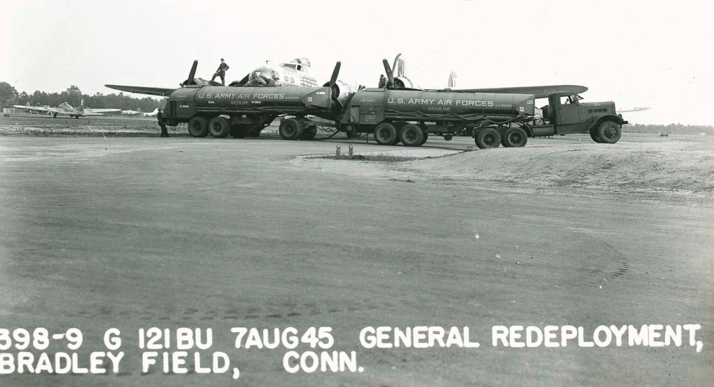 """Diorama USAAF """"Target for today"""" terminé. - Page 3 Refuel10"""