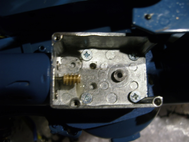 Alternativer RC-Einbau in fertigen Lanz Bulldog - Seite 2 Dsci1710