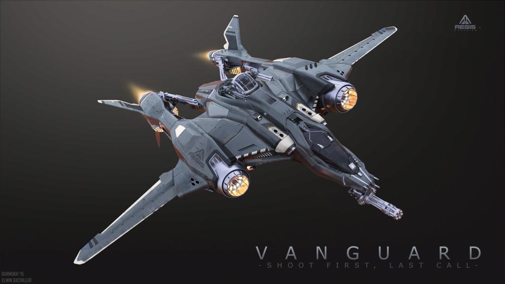 Vanguard series Vangua10
