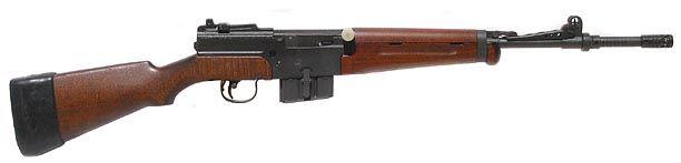 les armes françaises