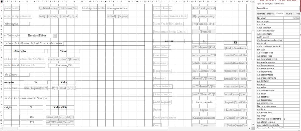 [Resolvido]Formulário com campos que ficam desaparecendo o registro Contas10