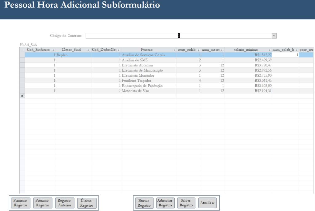 [Resolvido]Como apagar registros do formulário e do subformulário também Subfor10