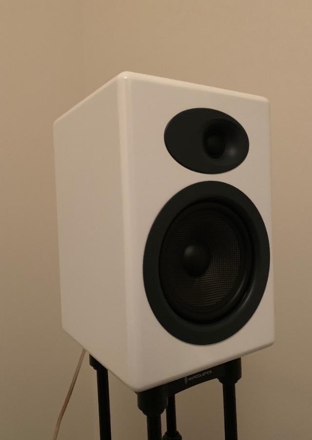 Audioengine A5+ & S8 Screen11
