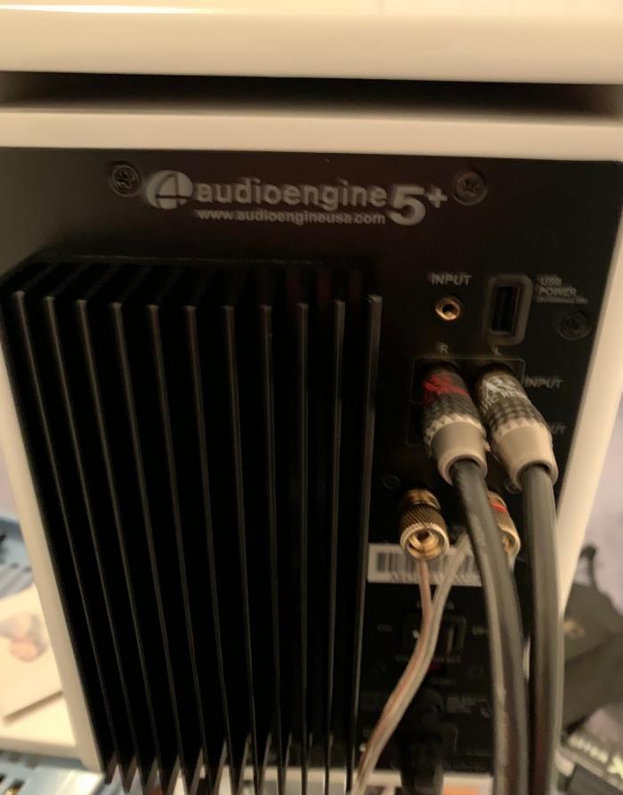 Audioengine A5+ & S8 Screen12
