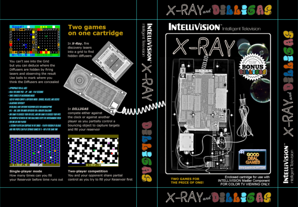 GoodDealGames / Homebrew Heaven is open again Xray10