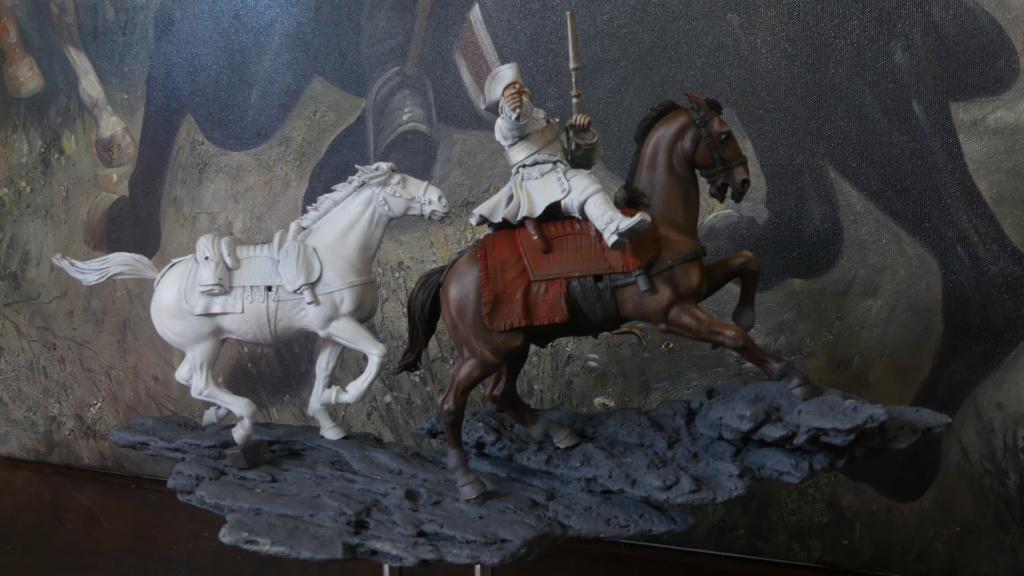 Orléans Cavalerie 1730 - Poste Militaire P1040621
