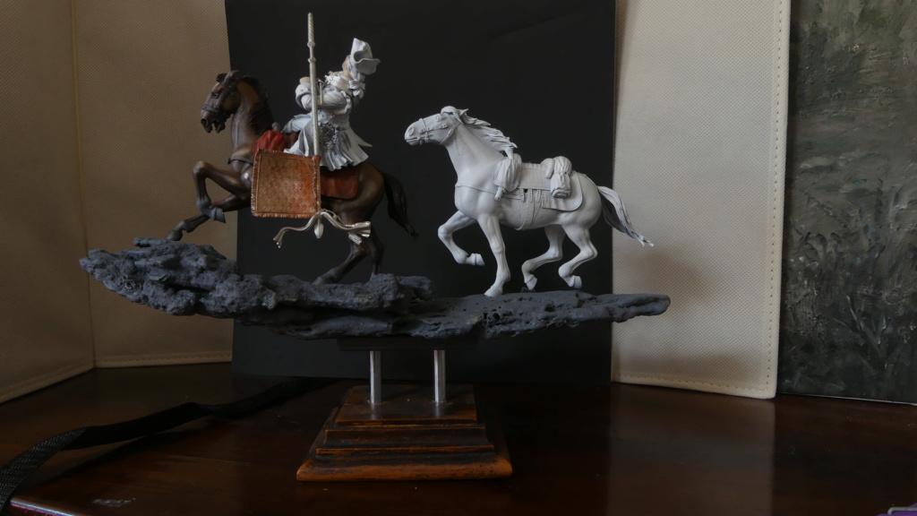 Orléans Cavalerie 1730 - Poste Militaire P1040622