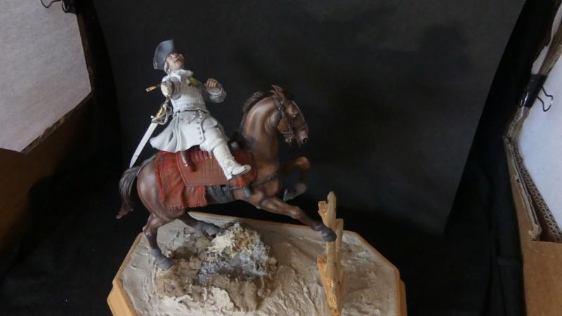 Orléans Cavalerie 1730 - Poste Militaire P1040815