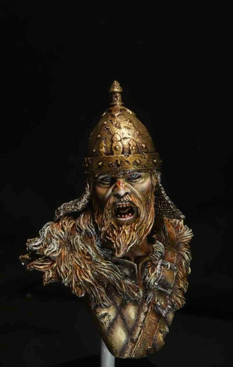 Ragnar le chef de guerre - Viking Best Soldiers & trappeur Putty_12