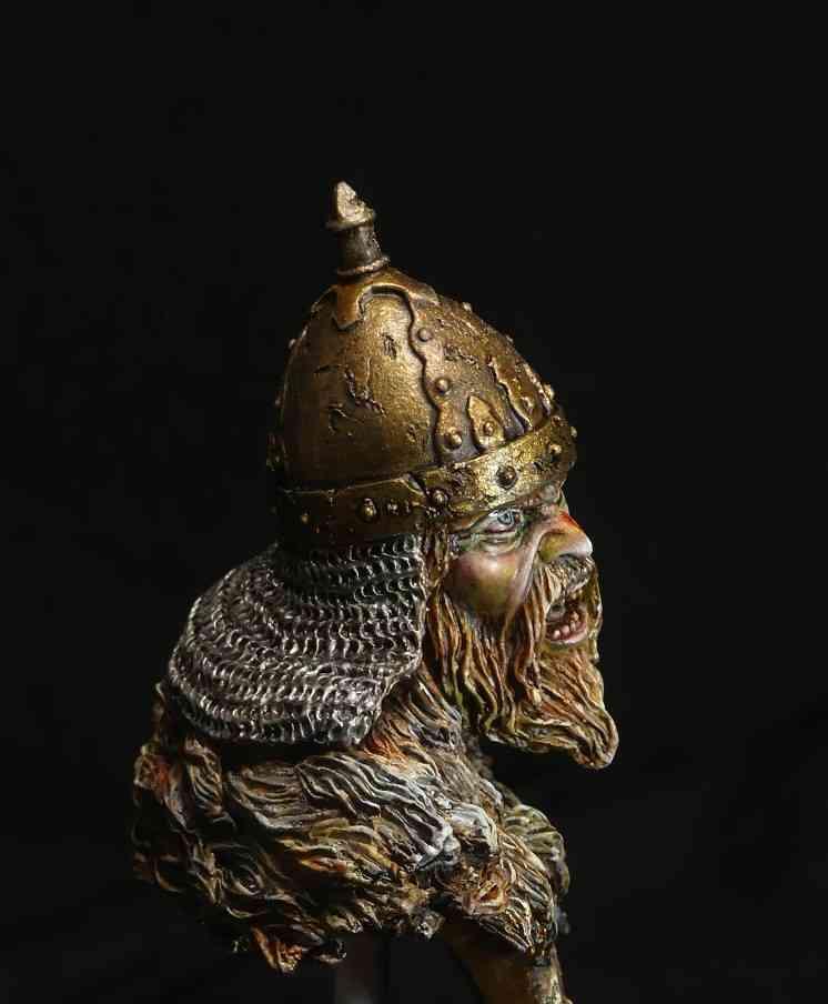 Ragnar le chef de guerre - Viking Best Soldiers & trappeur Putty_14