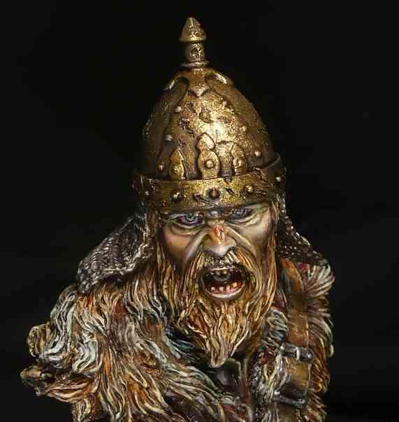 Ragnar le chef de guerre - Viking Best Soldiers & trappeur Puttyr12