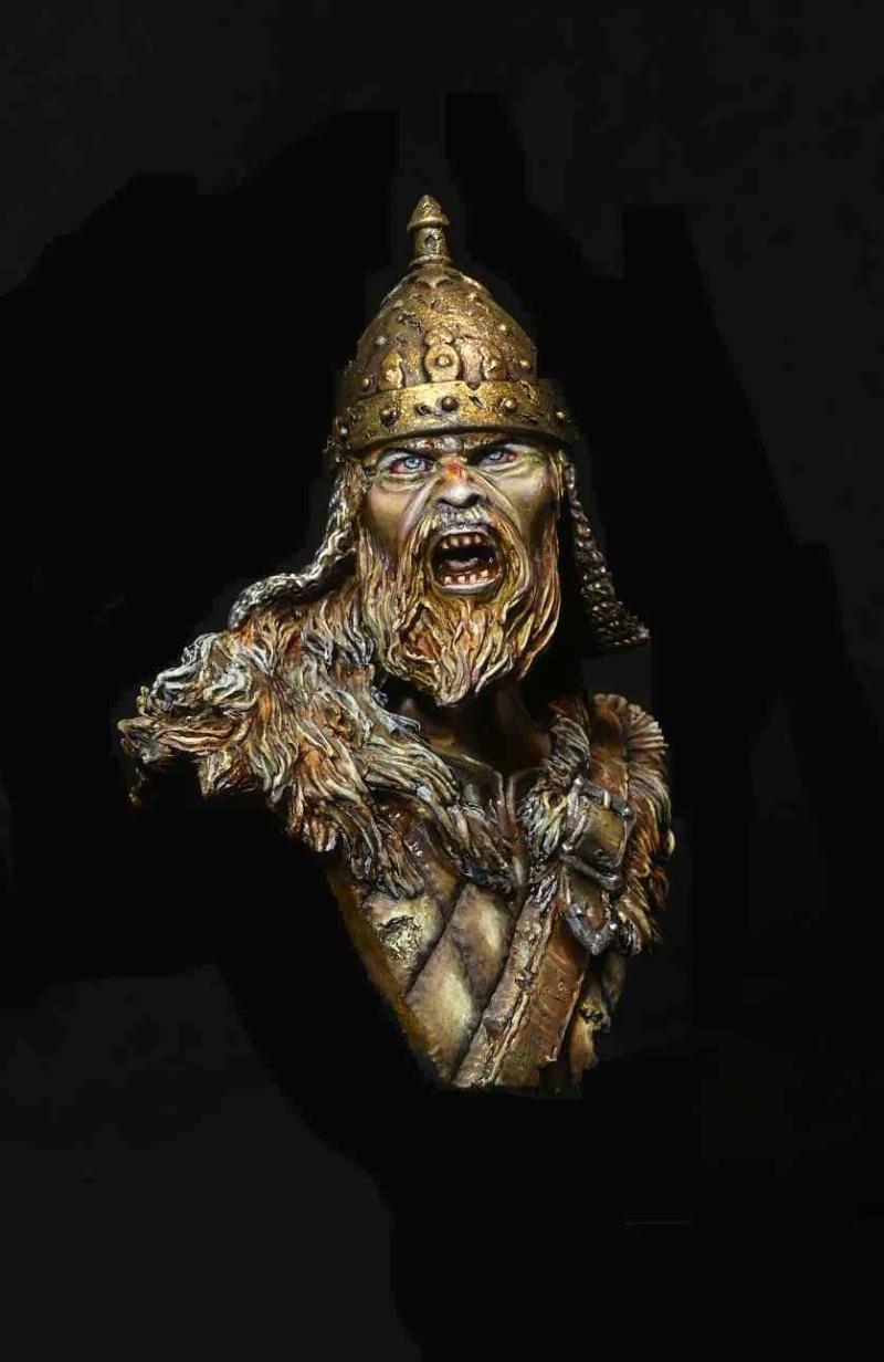Ragnar le chef de guerre - Viking Best Soldiers & trappeur Puttyr15
