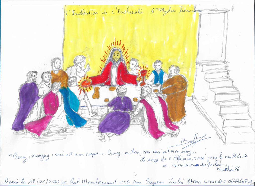 texte de la liturgie et méditation année B - Page 2 Numzor14
