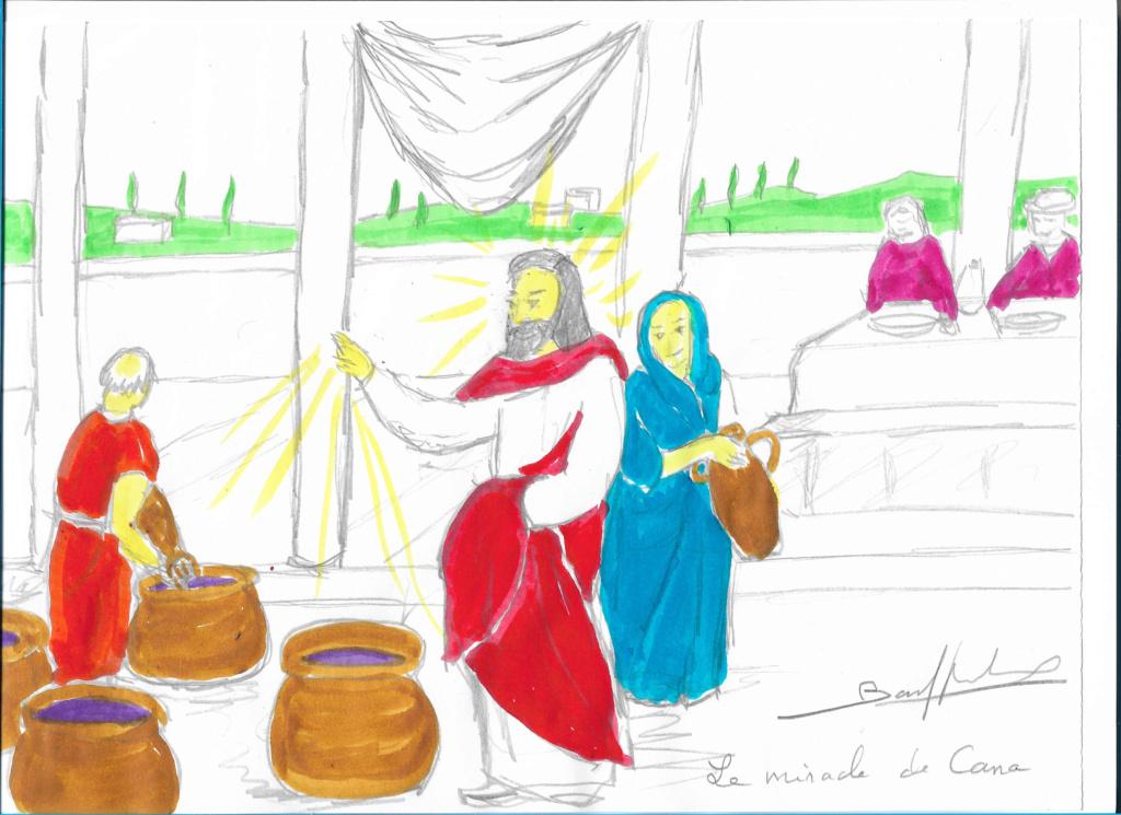 texte de la liturgie et méditation année B - Page 3 Numzor75