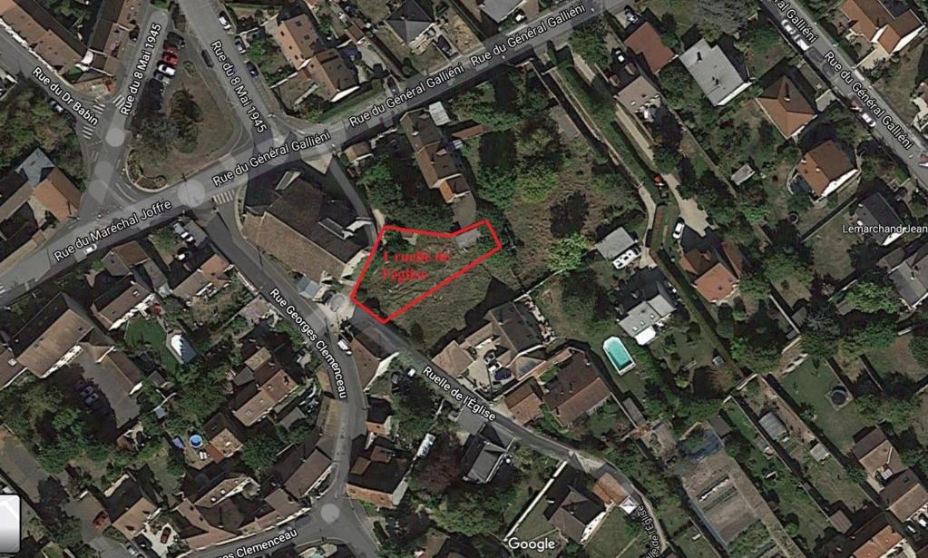 COVAGE-1 RUELLE DE L EGLISE 91310 LEUVILLE SUR ORGE Plan10