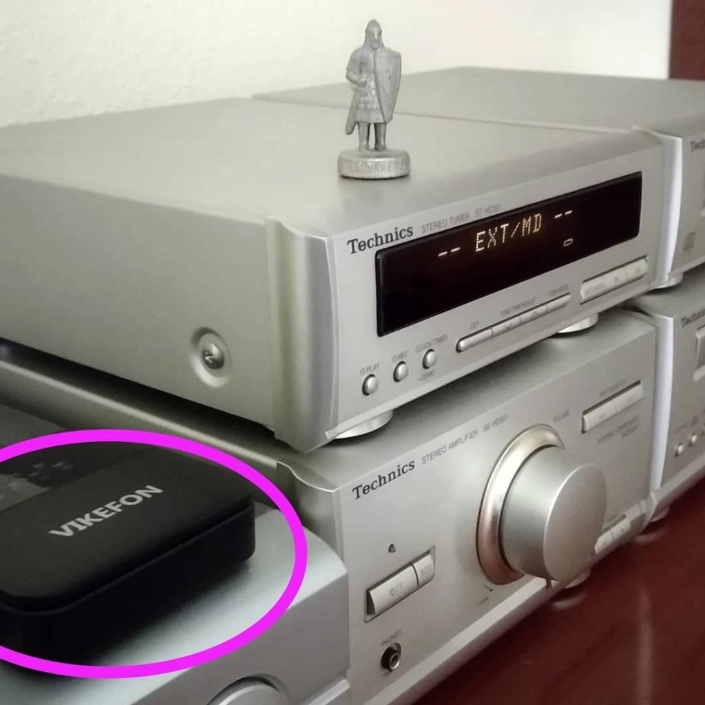 Dac barato para conectar smartphone a amplificadot Img_2071