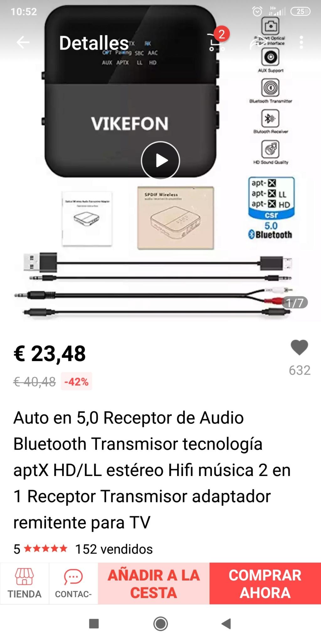 Marantz NA8005 + Tidal por AirPlay ¿pierde calidad de sonido? Screen14
