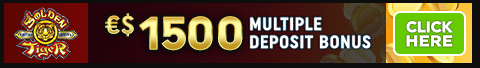 Golden tiger casino 1500 welcome bonus